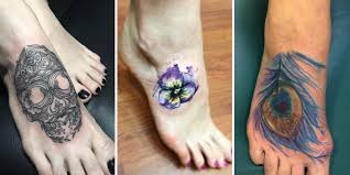 33 amazing foot tattoos that don u0027t stink tattooblend