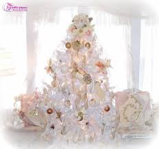 White Christmas Tree Decoration Ideas by How To Decorate A Christmas Tree From Start Finish The Easy Way