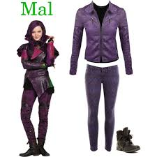 Mal Costume Mal Daughter Of Maleficent Polyvore