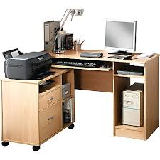 Hide Away Computer Desk Desk Design Ideas Hideaway Computer Desks Home Extendable Printer