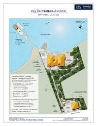 Belvedere Floor Plan 125 Belvedere Ave Belvedere Ca Globalestates Com