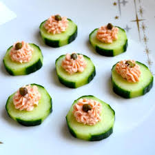 canapes recipe smoked salmon mousse canape dips apps breads food