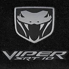 dodge ram viper amazon com dodge ram viper srt 10 srt10 2004 2005 2006 2pc black