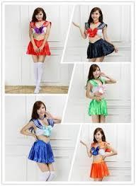 Halloween Costumes Sailor Moon Cheerleader Cheerleader Costume Moon Costumes