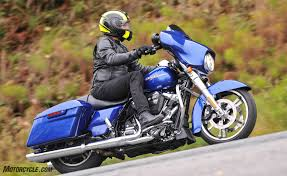 2017 Harley Davidson Street Glide First Ride Review