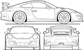 2016 porsche png the blueprints com blueprints u003e cars u003e porsche u003e porsche 911 gt3