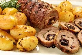 cuisine du cochon recette farce à l occitane pour cochon de lait à la broche