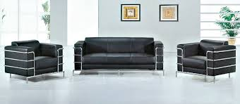 Office Furniture Comfortable Office Sofa Leather Sofa Design - Office sofa design