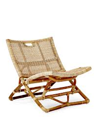 Folding Wicker Chairs Palisades Chair Chairs Serena And Lily