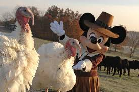 getting ready for thanksgiving with disney crafts and recipes