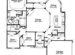 house plans open floor plan best open floor plan home designs craftsman style house plan