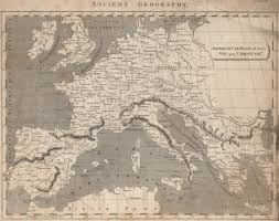 Ancient Europe Map by File Ancient European Geography From Rees U0027s Cyclopaedia Jpg