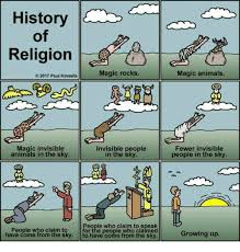 The History Of Memes - history of religion magic rocks 2017 paul kinsella invisible people