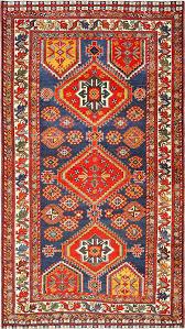 Traditional Persian Rug by Small Persian Tribal Qashqai Rug 49152 By Nazmiyal