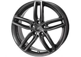 ds design rc design brock alloy wheels