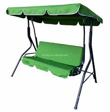 Swingasan Cushion by Furniture Green With Canopy Swingasan Chair For Minimalist Patio