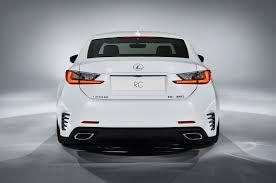 2016 lexus rc f review 2015 lexus rc 350 f sport rc f gt3 concept at geneva motor trend