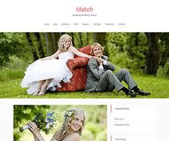 wedding website free 8 free wedding themes 2018 athemes