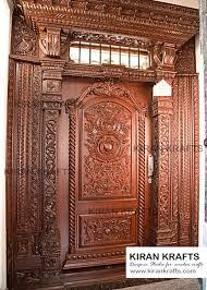 Carving Designs For Main Door