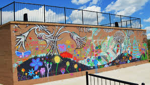 map of urban art projects denver arts venues mario echavarria