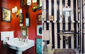 The Bold Bathroom  Ideas To Create A Colorful Loo - Colorful bathroom designs