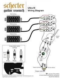 3 humbucker wiring diagram 3 wiring diagrams instruction