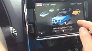 test si e auto groupe 2 3 test des soundgenerator renault clio gt 2014 german r sound effect