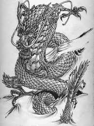 emiliakukkala blogs chinese dragon tattoo drawing