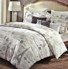 paris bedding for girls lovely eiffel tower bedding and comforter set 66 in girls duvet