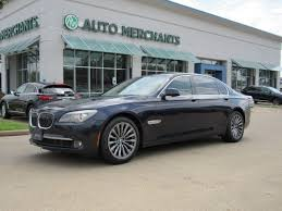 bmw 7 series 2012 2012 bmw 7 series 740il nav htd seats leather bluetooth