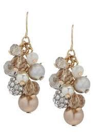 Beaded Chandelier Earrings U2013 Tracy Roze Gemstone Cluster Oorbellen Ik Heb Mooie Rose Quartz