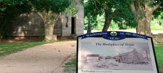 Where Is Washington On A Map by Washington On The Brazos State Historic Site U2014 Texas Parks