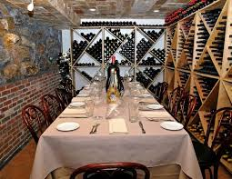club a steak house private dining room