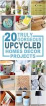 Home Decorating Diy Ideas by Best 25 Recycled Home Decor Ideas On Pinterest Paper Wall Decor
