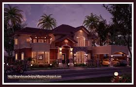 philippine dream house design mediterranean house