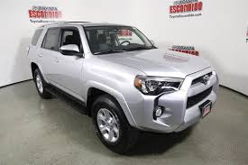 new 2018 toyota 4runner sr5 sport utility in escondido 1015348