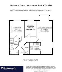 Balmoral Floor Plan 2 Bedroom Property For Sale In Balmoral Court 50 Balmoral Road