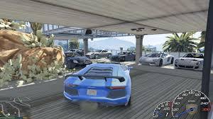 franklin u0027s garage 4 party terrace map editor spg gta5 mods com