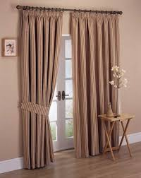 Window Covering Ideas For Sliding Glass Doors by Decorations Cream Patterned Curtain For Sliding Glass Doors With