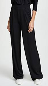 women u0027s wide leg dress pants