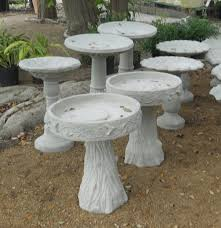 garden gallery lovely ornamental bird baths for our feathered