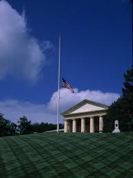 Flag Flown At Half Mast Arlington National Cemetery Military Wiki Fandom Powered By Wikia