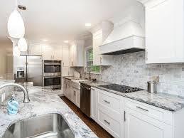 kitchen marble countertops and backsplash kitchen design