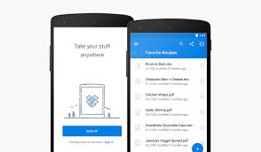 android app design dropbox for android better faster redesigned dropbox