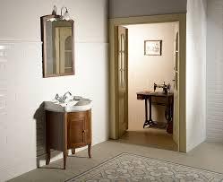 Beech Bathroom Furniture Bathroom Furniture Retro Sapho