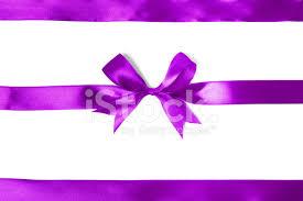 purple satin ribbon shiny purple satin ribbon on white background stock photos