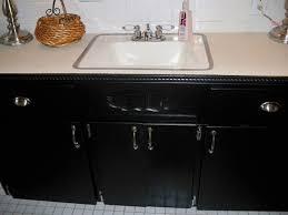 Painted Bathroom Cabinet Ideas Painting Bathroom Cabinets Color Ideas With Painting Bathroom