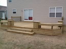 Pinterest Decks by Backyard Deck Designs Plans Best 25 Wood Deck Designs Ideas On