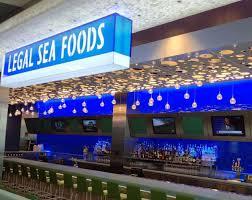 logan international airport seafood restaurant terminal c