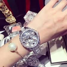bracelet luxury crystal images Women big diamond bracelet watches luxury crystal women bracelet jpg